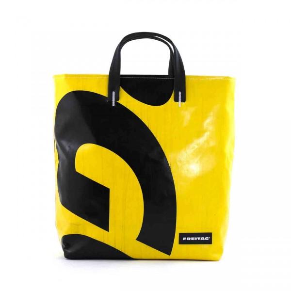 FREITAG Tasche F203 Bob gelb & schwarz Ansicht 1