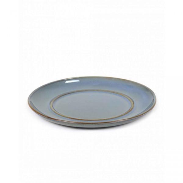 Serax Unterteller D13,5 für Tasse D8 Smokey Blue