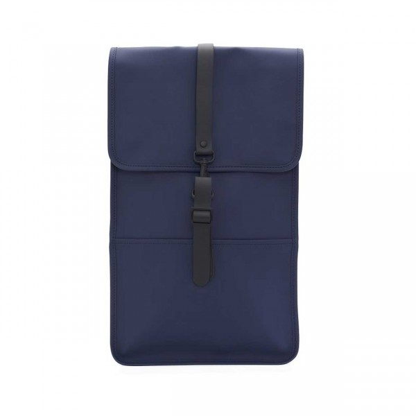 RAINS BACKPACK blue Ansicht 1