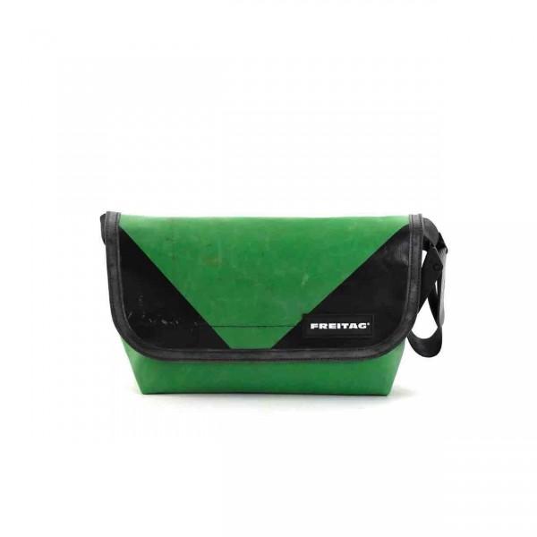 FREITAG Tasche F41 Hawaii Five-O grün & weiß Ansicht 1
