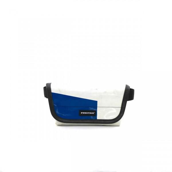 FREITAG Tasche F154 Jamie weiß & blau Ansicht 1