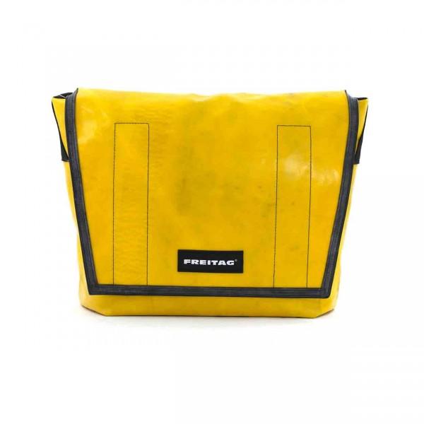 FREITAG Tasche F12 Dragnet gelb Ansicht 1