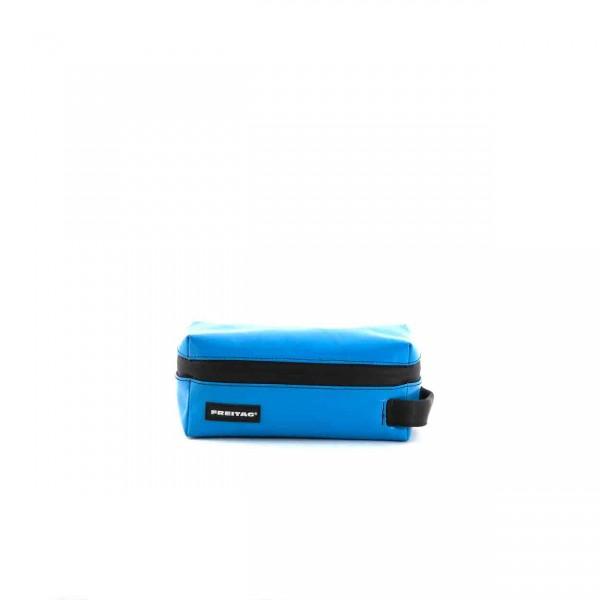 FREITAG Toilet Bag Small F35 Cheyenne blau Ansicht 1
