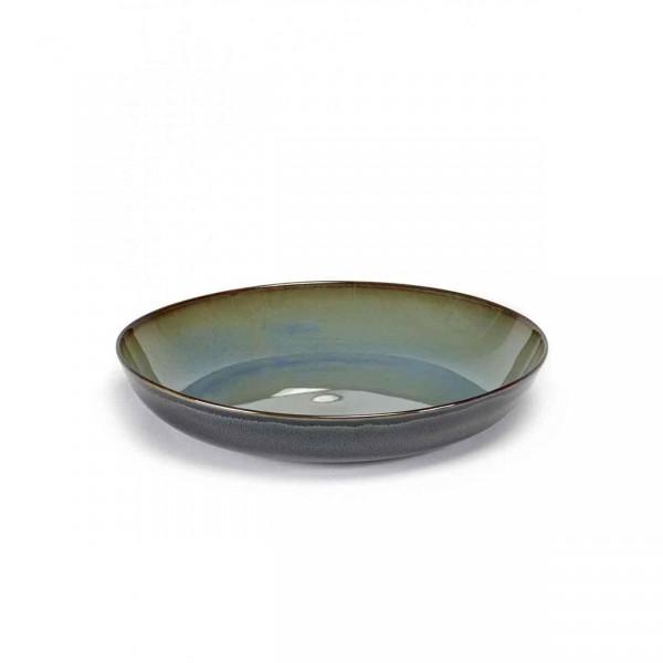 Serax Pasta Plate D23,5 dark blue / smokey blue