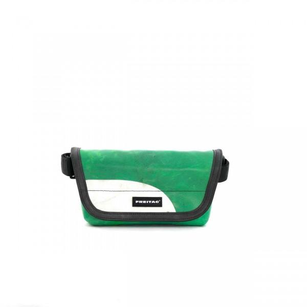 FREITAG Tasche F153 Jamie grün & weiß Ansicht 1