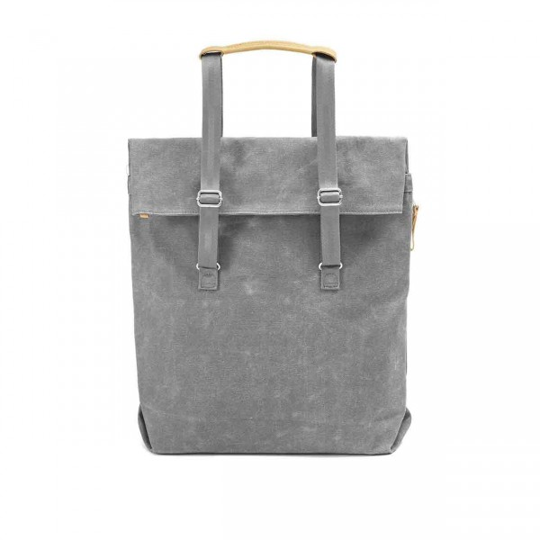 Qwstion Daytote Tasche washed grey Ansicht 1