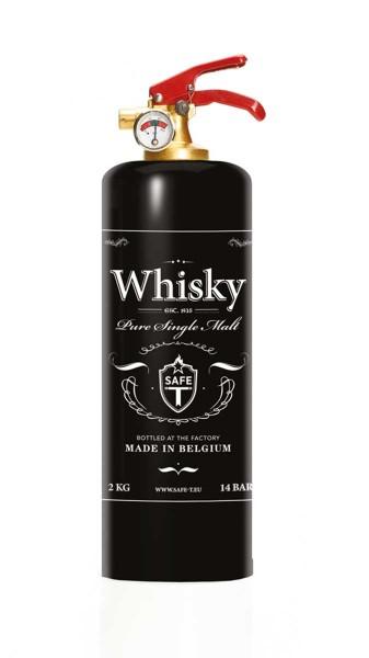DNC Safe-T Feuerlöscher Whisky