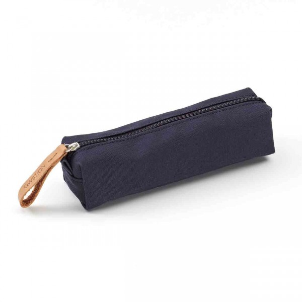 Qwstion Pencil Pouch Federtasche navy Ansicht 1