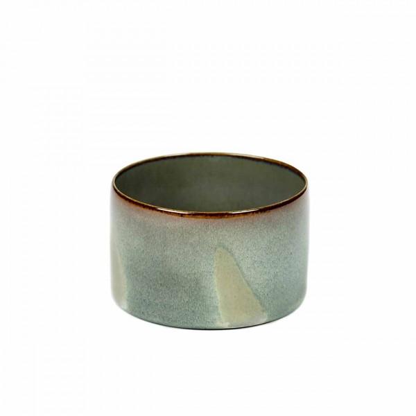 Serax Becher zylinder niedrig D7,5 misty grey