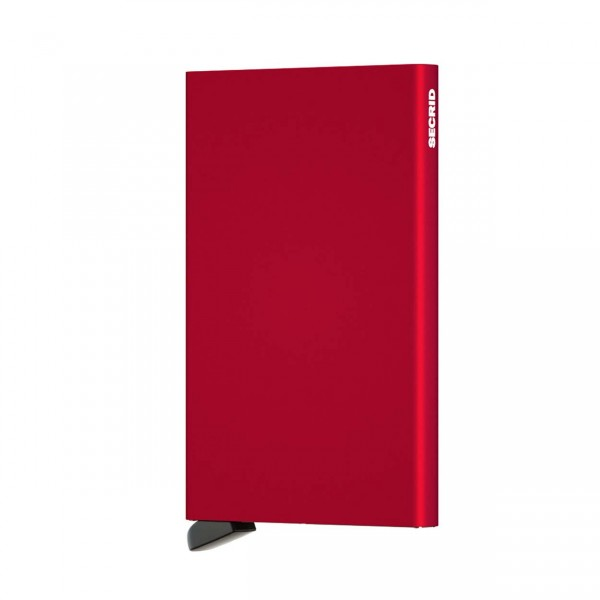 Secrid Cardprotector Sicherheitsetui red