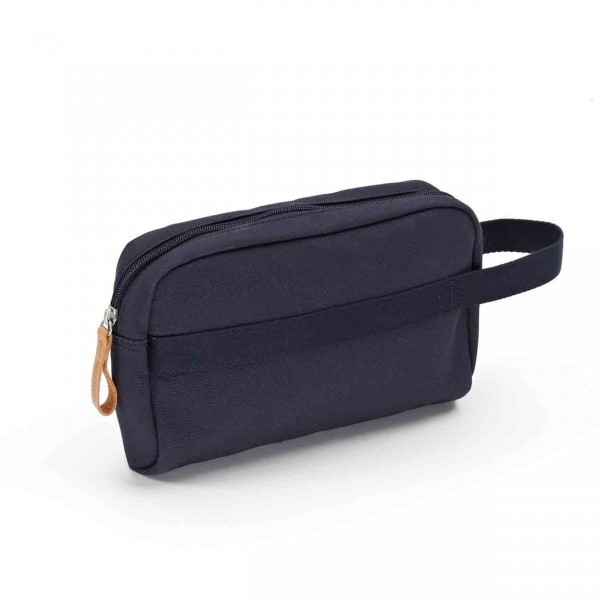 Qwstion Travel Kit Kulturtasche organic navy Ansicht 1