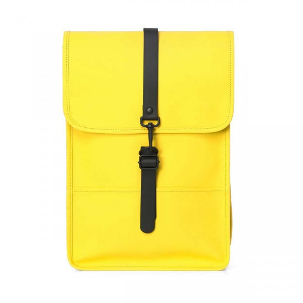 RAINS BACKPACK mini yellow Ansicht 1