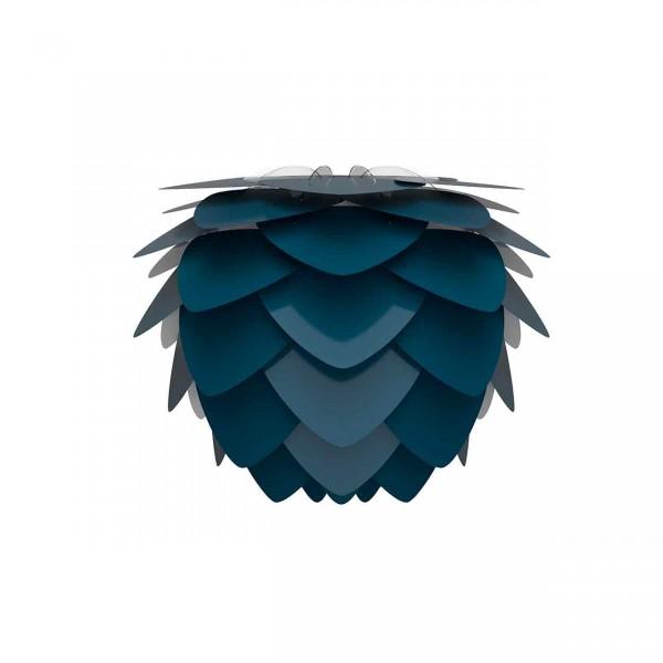 UMAGE (Vita Copenhagen) Aluvia Leuchte petrol blue