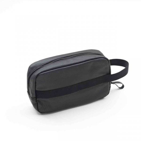 Qwstion Travel Kit Kulturtasche jetblack Ansicht 1