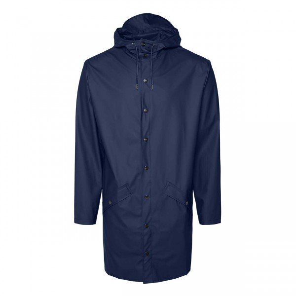 RAINS Long Jacket blue Ansicht 1