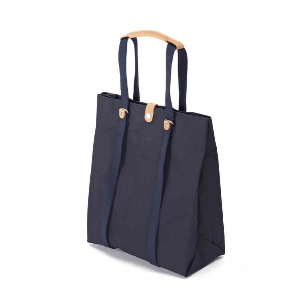 Qwstion Shopper Tasche navy Ansicht 3