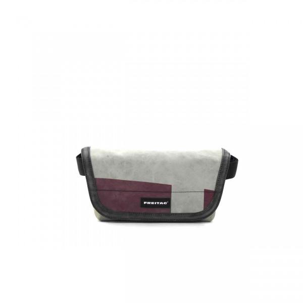 FREITAG Tasche F154 Jamie grau & rot Ansicht 1