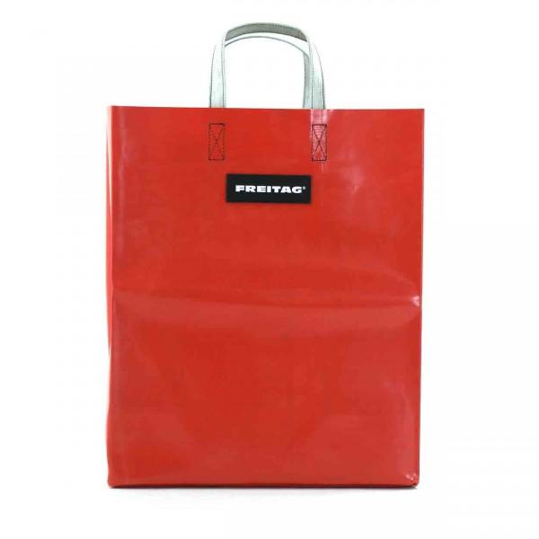 FREITAG Tasche F52 Miami Vice rot & grau Ansicht 1