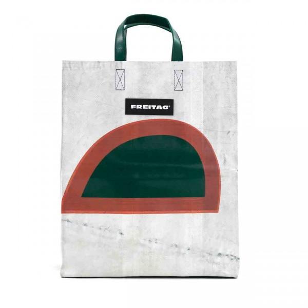 FREITAG Tasche F52 Miami Vice grün, weiß & rot Ansicht 1