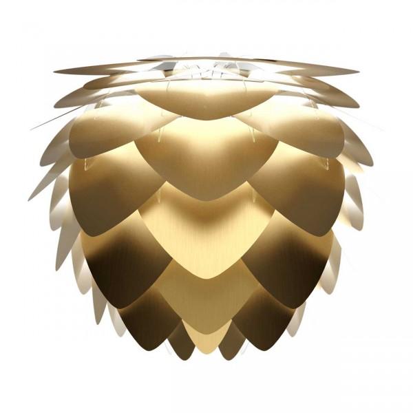 UMAGE (Vita Copenhagen) Aluvia Leuchte brushed brass