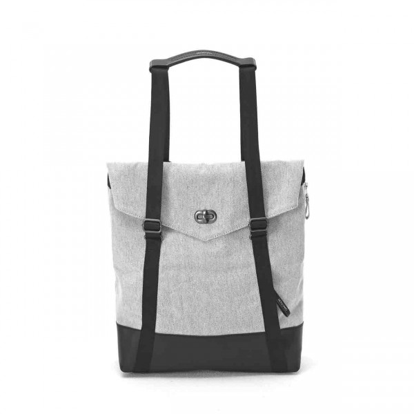 Qwstion Tote Tasche raw blend leather duotone Ansicht 1