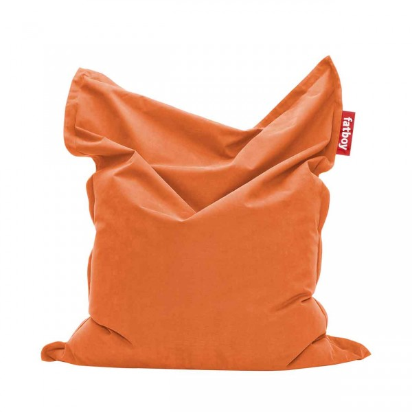 Fatboy Original Sitzsack stonewashed orange